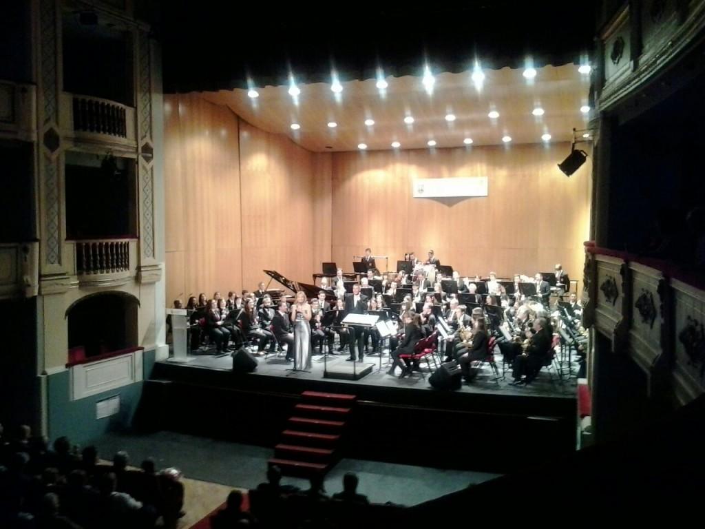 Banda Ciudad de Burgos Santa Cecilia 14