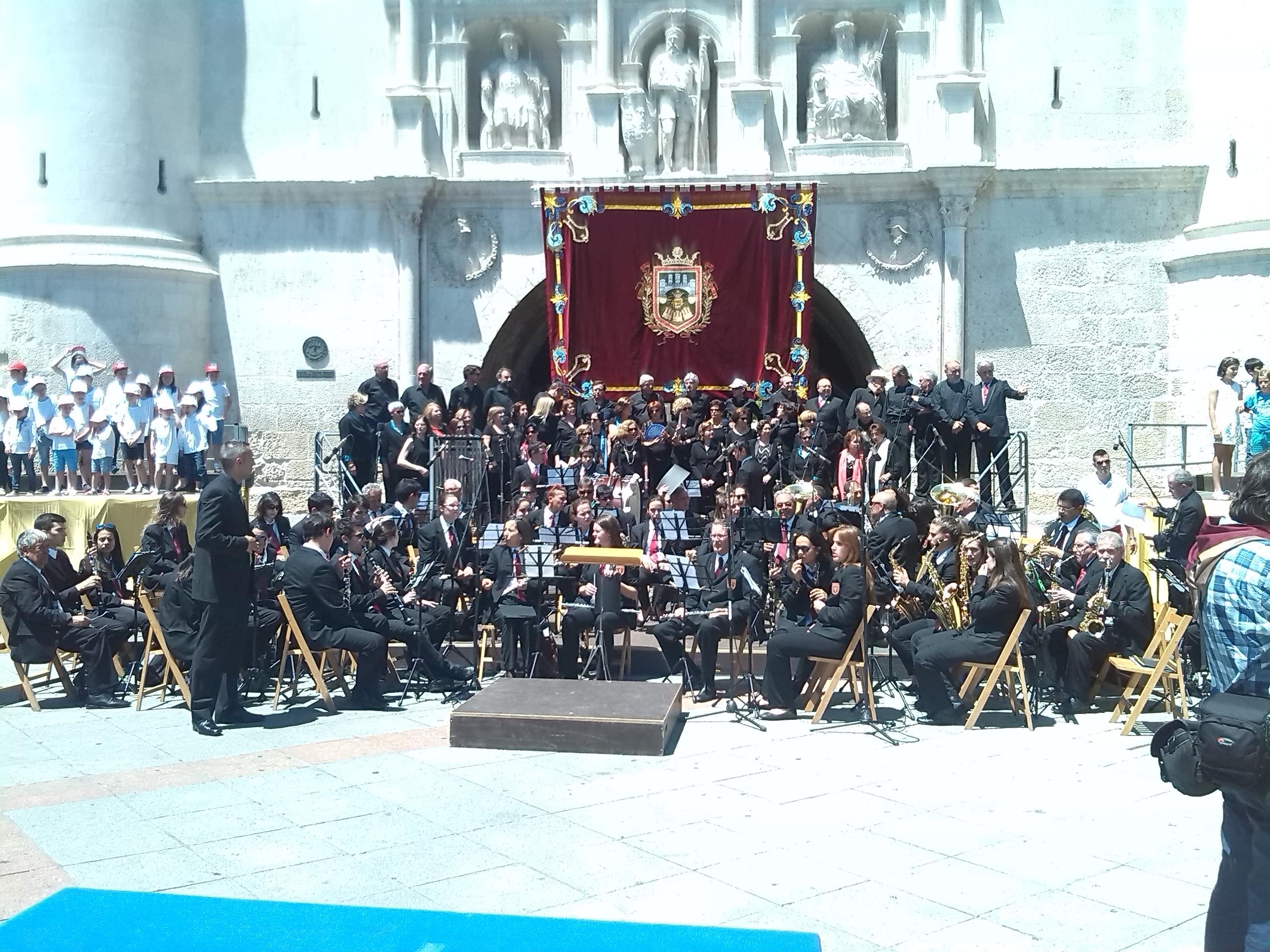 Banda Ciudad De Burgos San Pedro 15 (6)