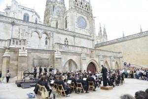 Banda Ciudad de Burgos Catedral 14