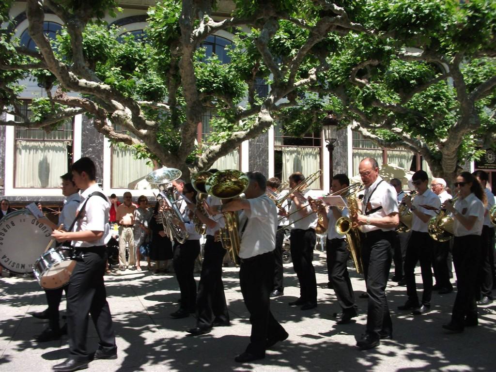 Banda Ciudad de Burgos Corpus 2015 (13)