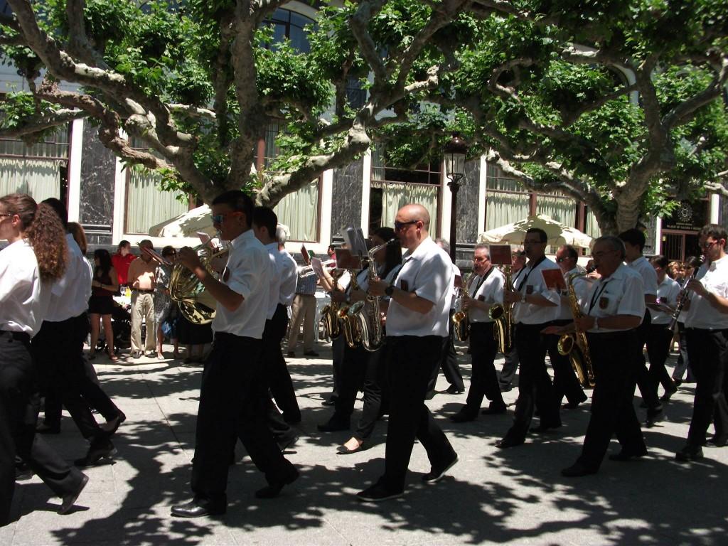 Banda Ciudad de Burgos Corpus 2015 (14)
