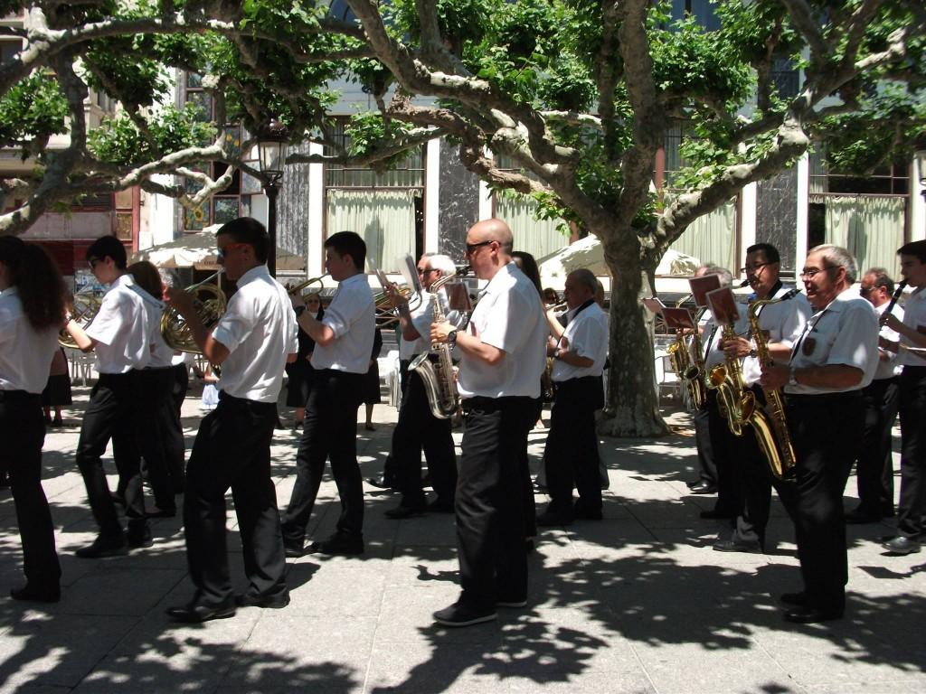 Banda Ciudad de Burgos Corpus 2015 (15)