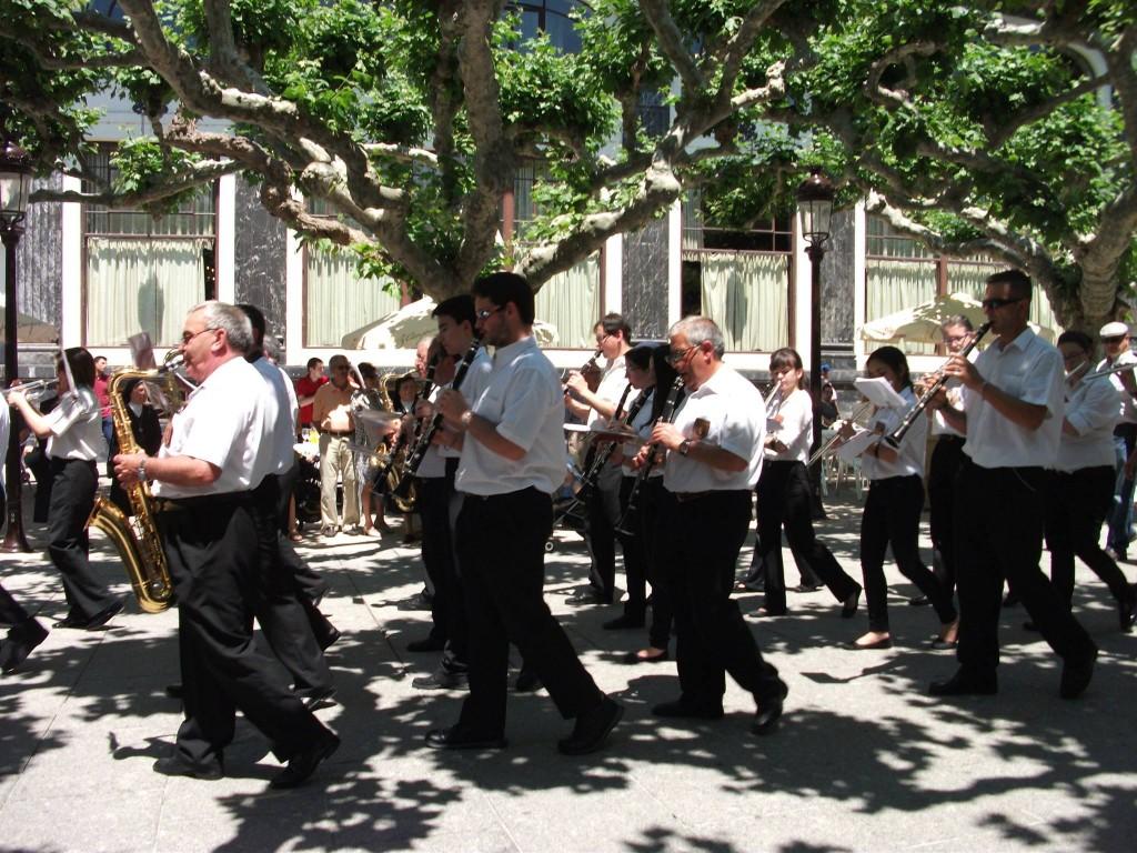 Banda Ciudad de Burgos Corpus 2015 (16)