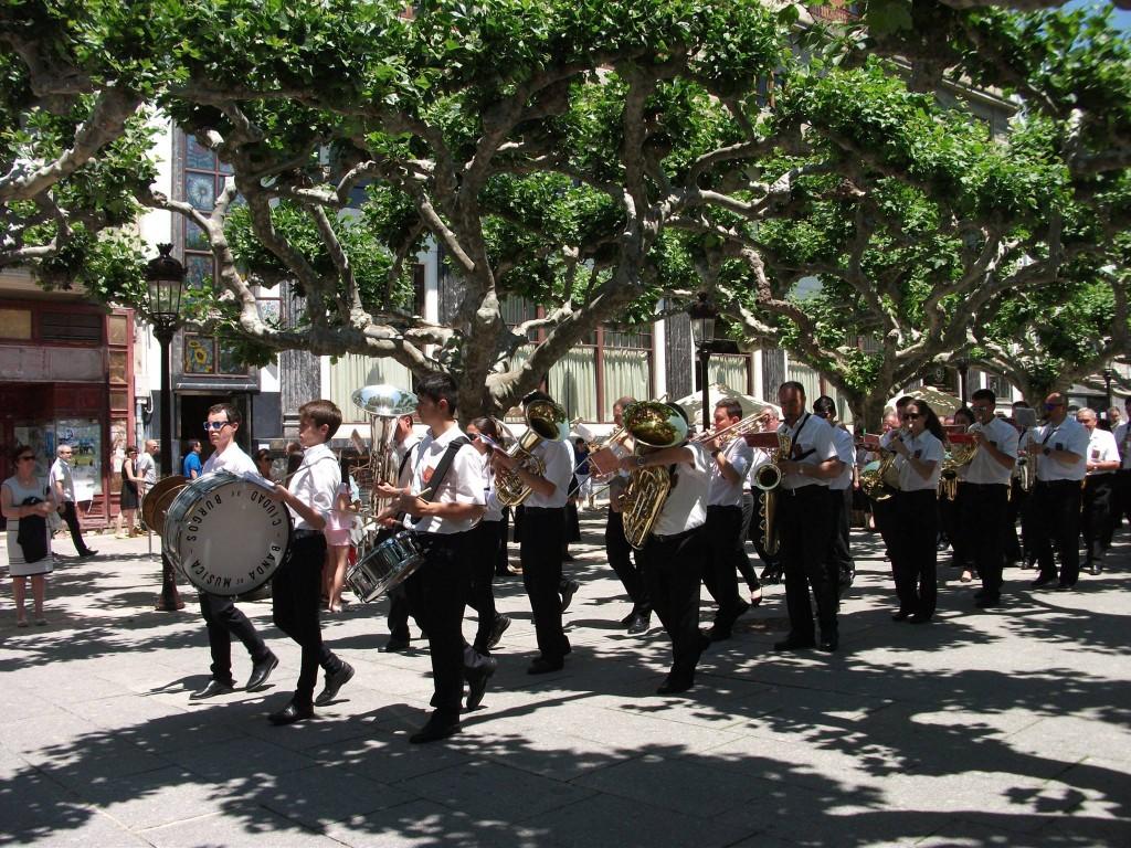 Banda Ciudad de Burgos Corpus 2015 (18)