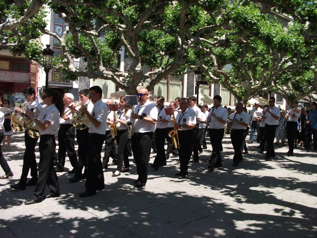 Banda Ciudad de Burgos Corpus 2015 (21)