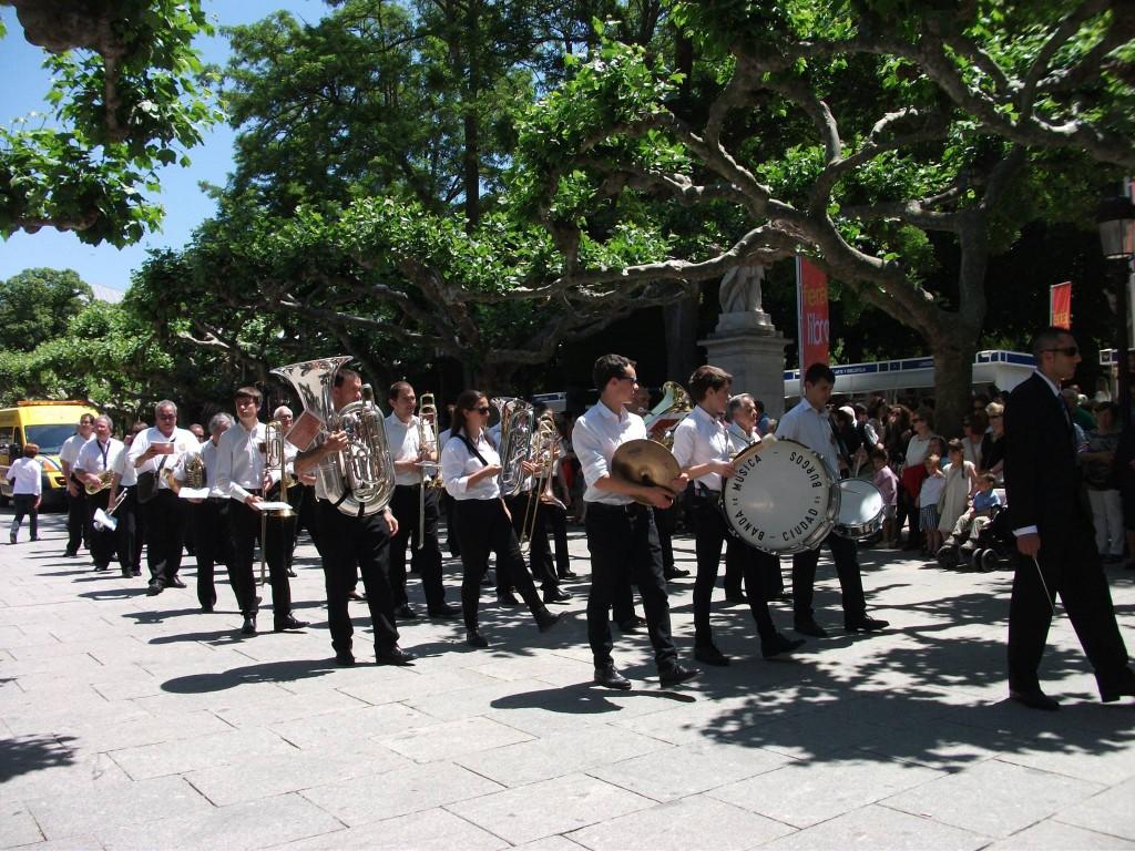 Banda Ciudad de Burgos Corpus 2015 (23)