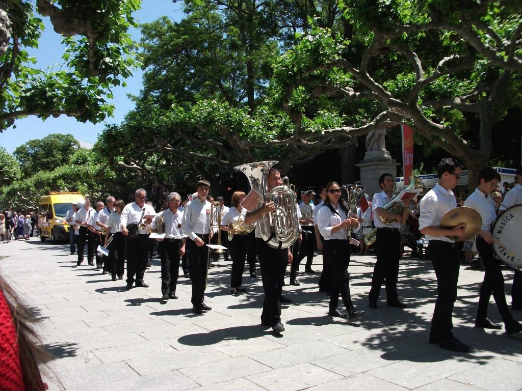 Banda Ciudad de Burgos Corpus 2015 (24)