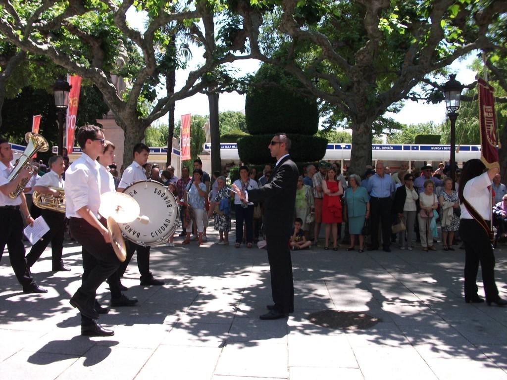 Banda Ciudad de Burgos Corpus 2015 (25)