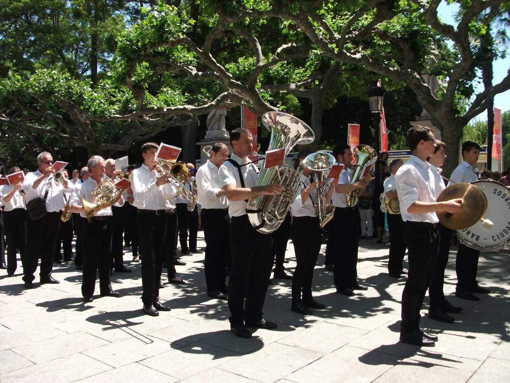 Banda Ciudad de Burgos Corpus 2015 (28)