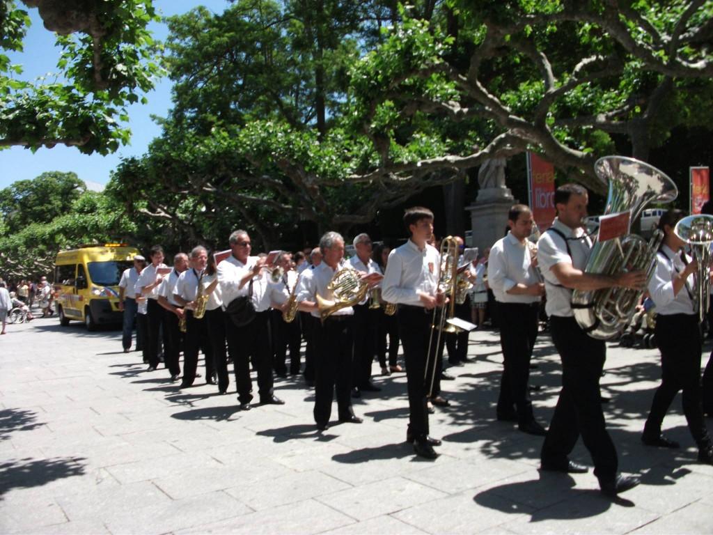 Banda Ciudad de Burgos Corpus 2015 (30)