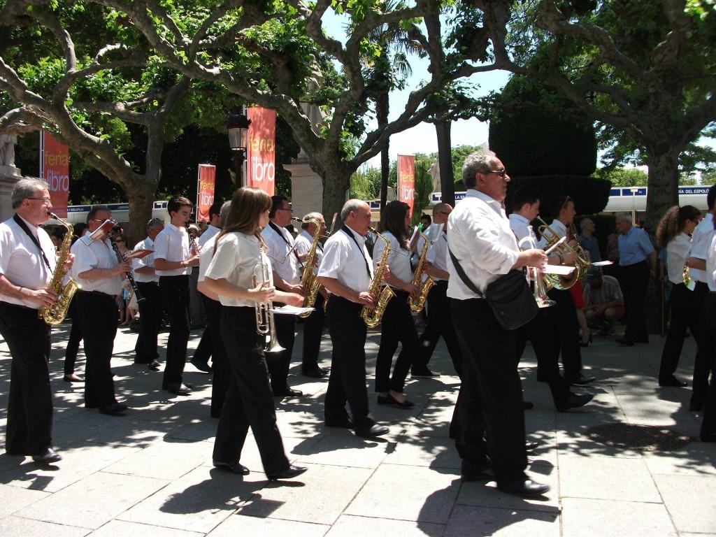 Banda Ciudad de Burgos Corpus 2015 (32)