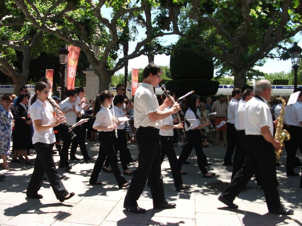Banda Ciudad de Burgos Corpus 2015 (33)