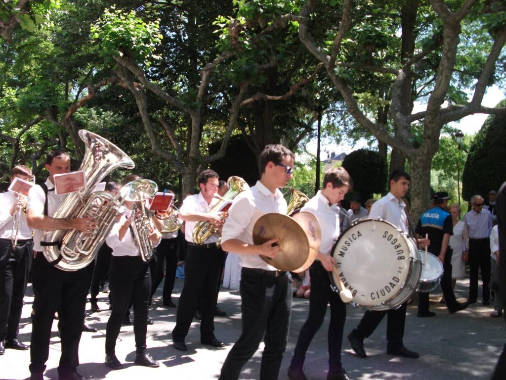 Banda Ciudad de Burgos Corpus 2015 (35)