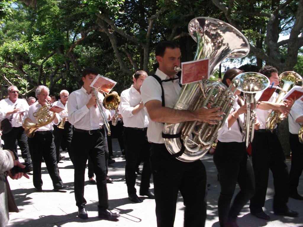 Banda Ciudad de Burgos Corpus 2015 (36)