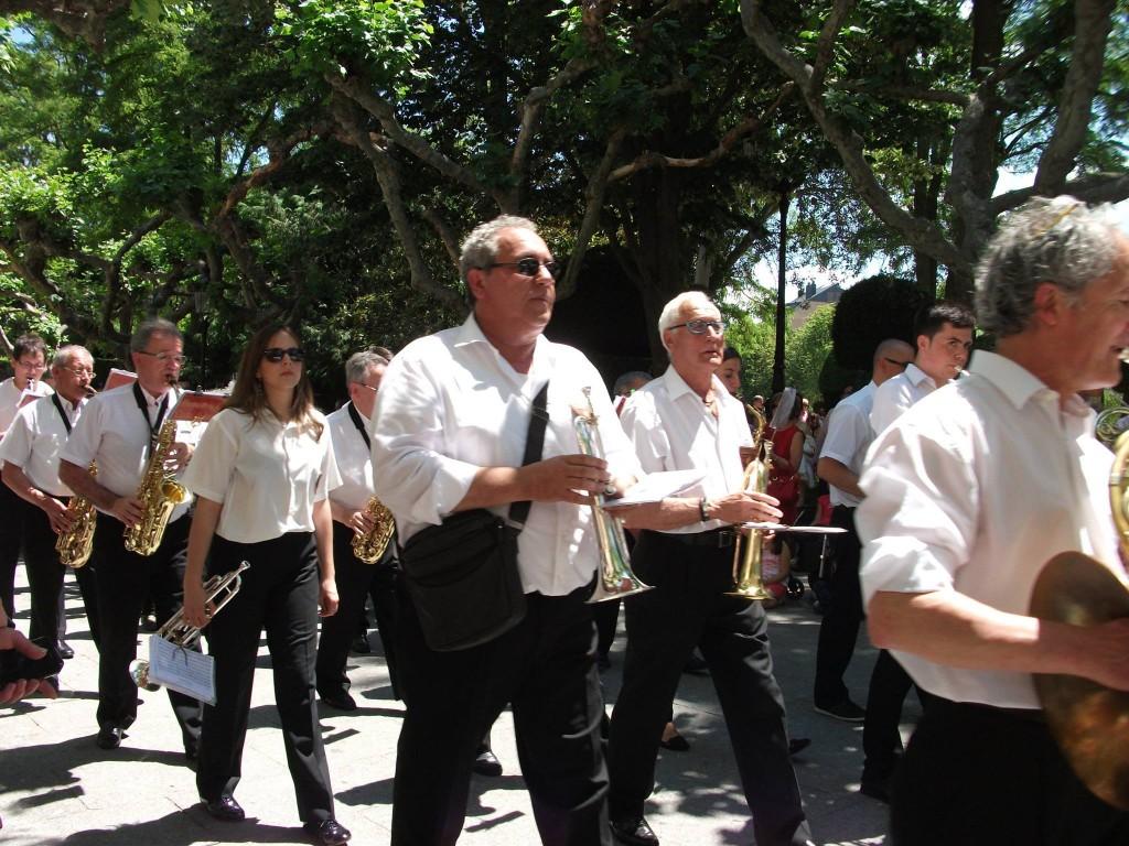 Banda Ciudad de Burgos Corpus 2015 (38)