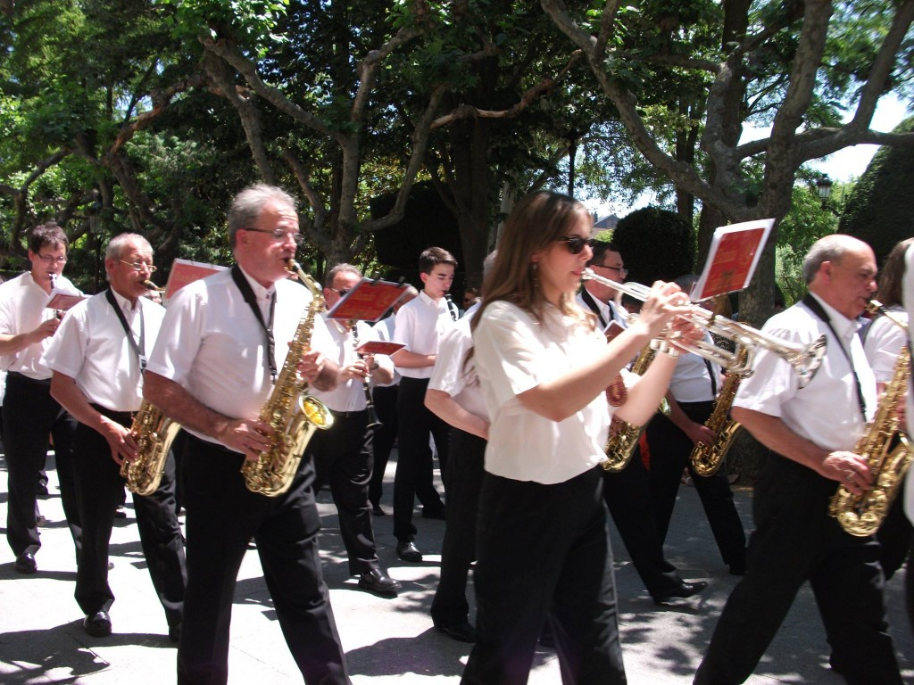 Banda Ciudad de Burgos Corpus 2015 (39)