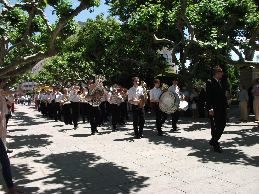 Banda Ciudad de Burgos Corpus 2015 (4)