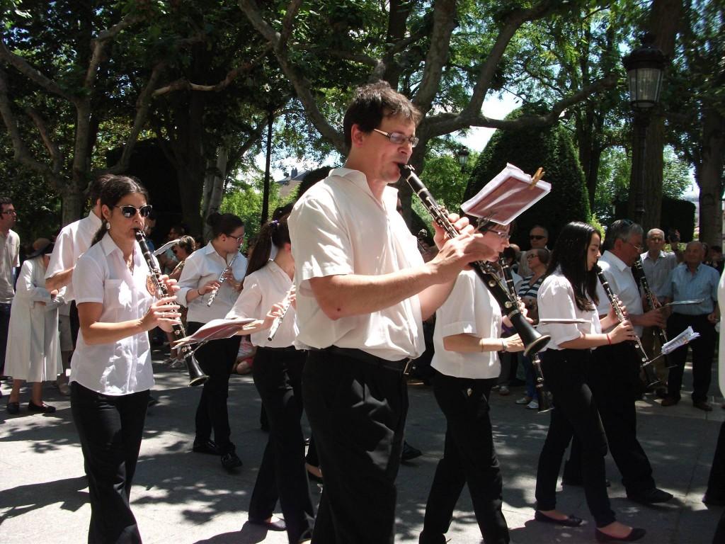 Banda Ciudad de Burgos Corpus 2015 (40)