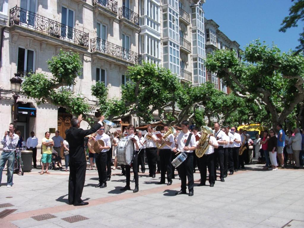 Banda Ciudad de Burgos Corpus 2015 (43)