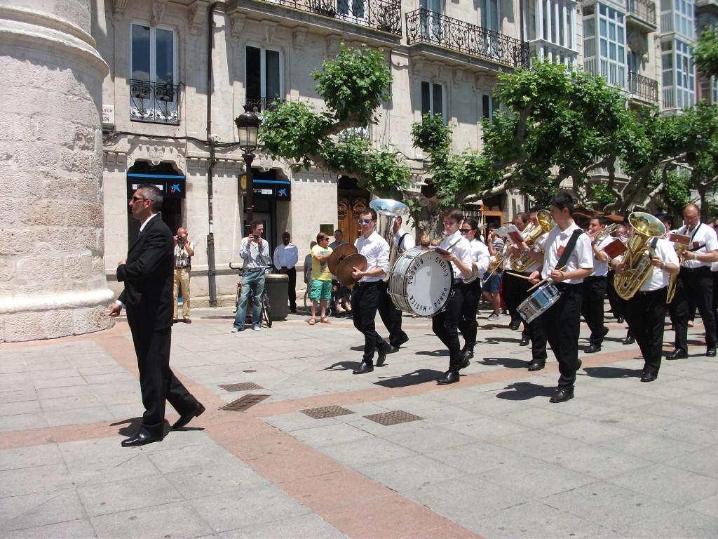 Banda Ciudad de Burgos Corpus 2015 (45)