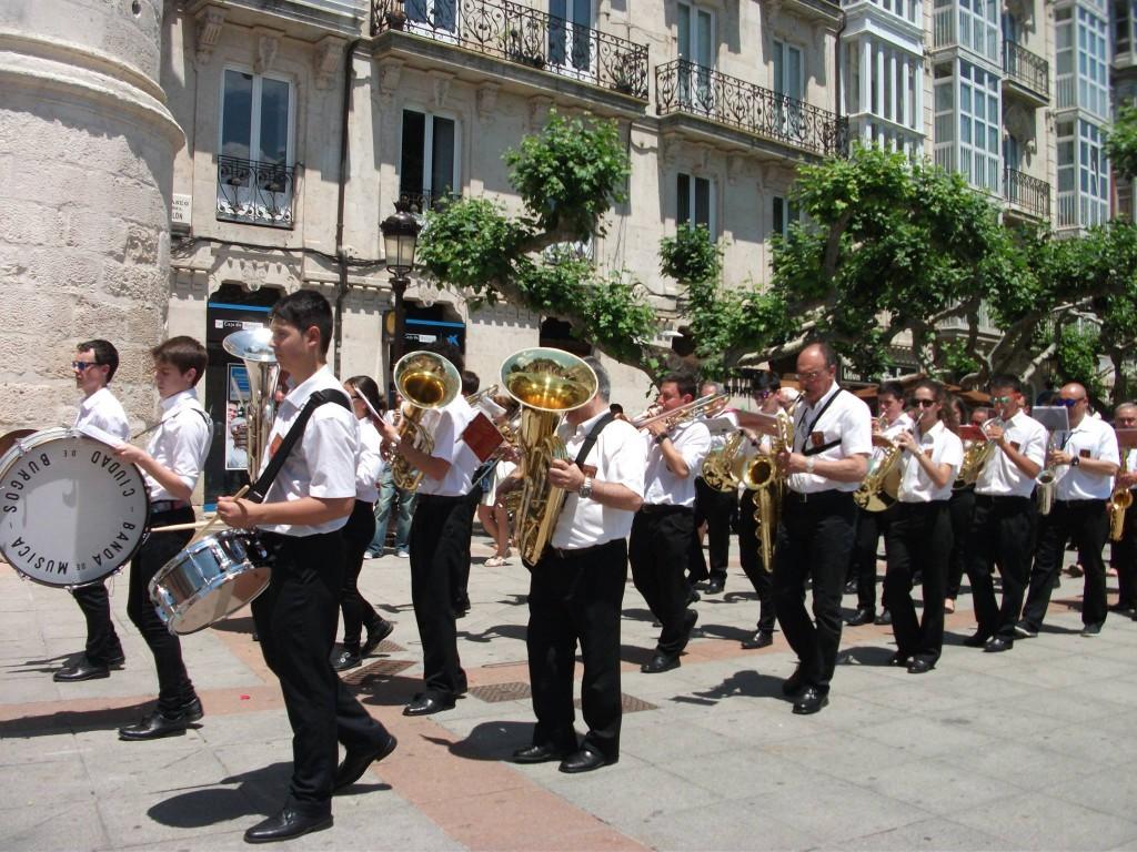 Banda Ciudad de Burgos Corpus 2015 (46)