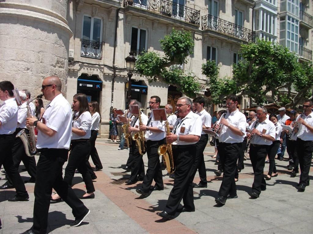 Banda Ciudad de Burgos Corpus 2015 (49)