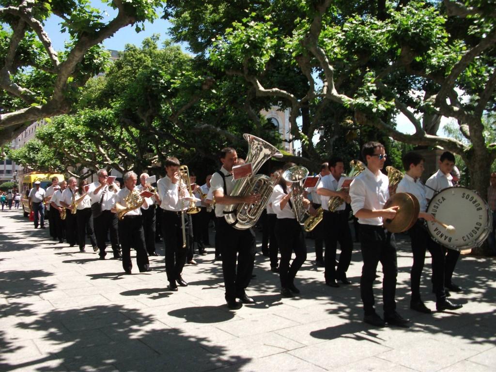 Banda Ciudad de Burgos Corpus 2015 (5)