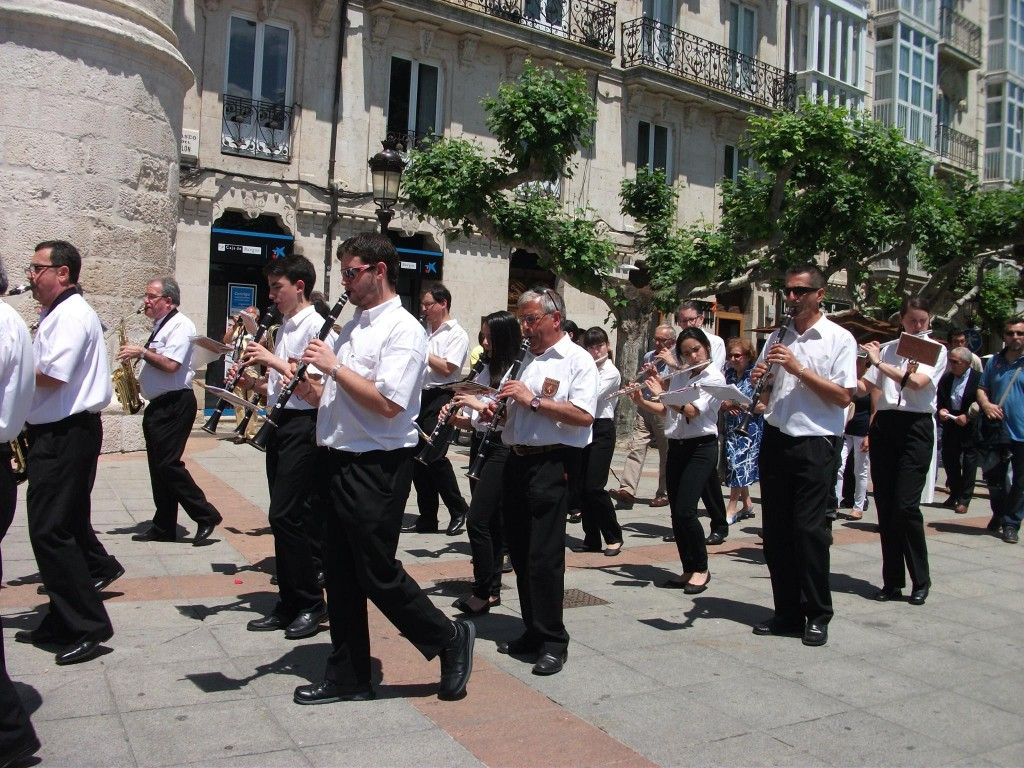Banda Ciudad de Burgos Corpus 2015 (50)