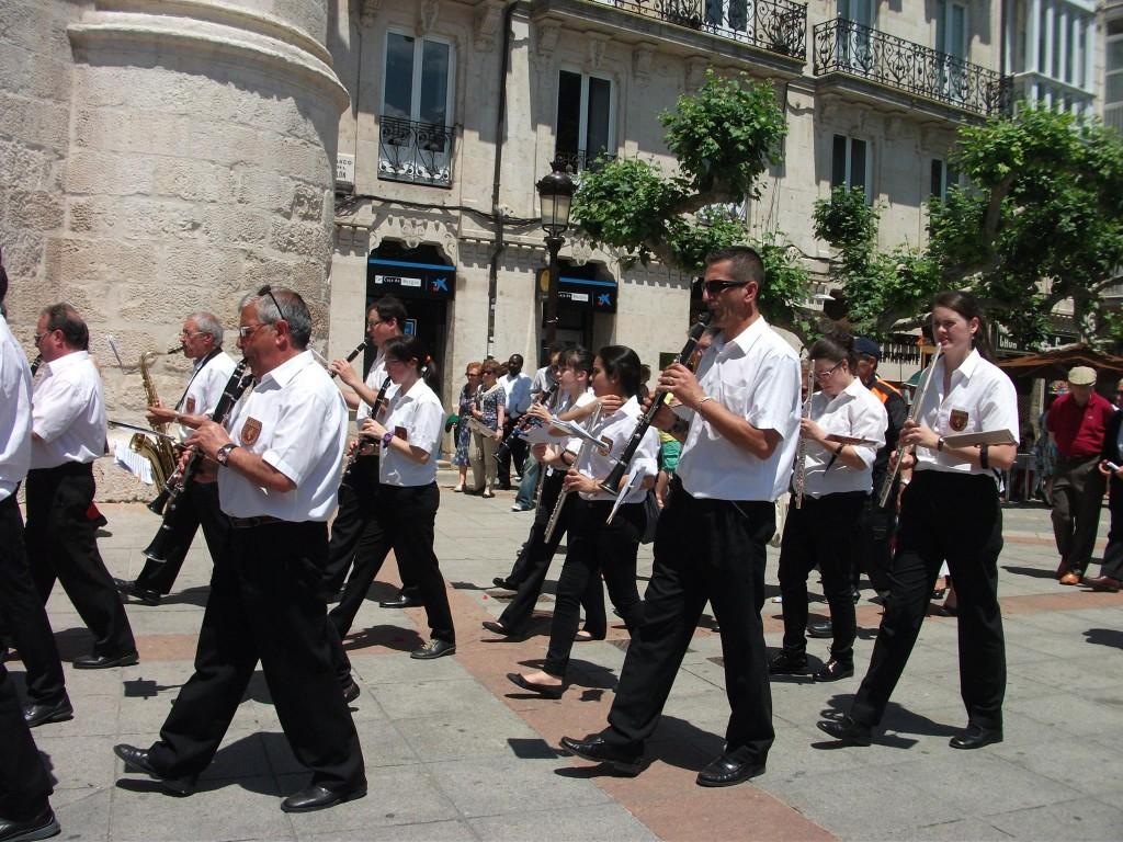 Banda Ciudad de Burgos Corpus 2015 (51)