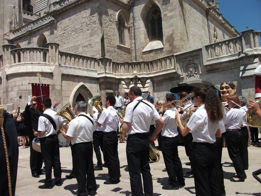 Banda Ciudad de Burgos Corpus 2015 (53)