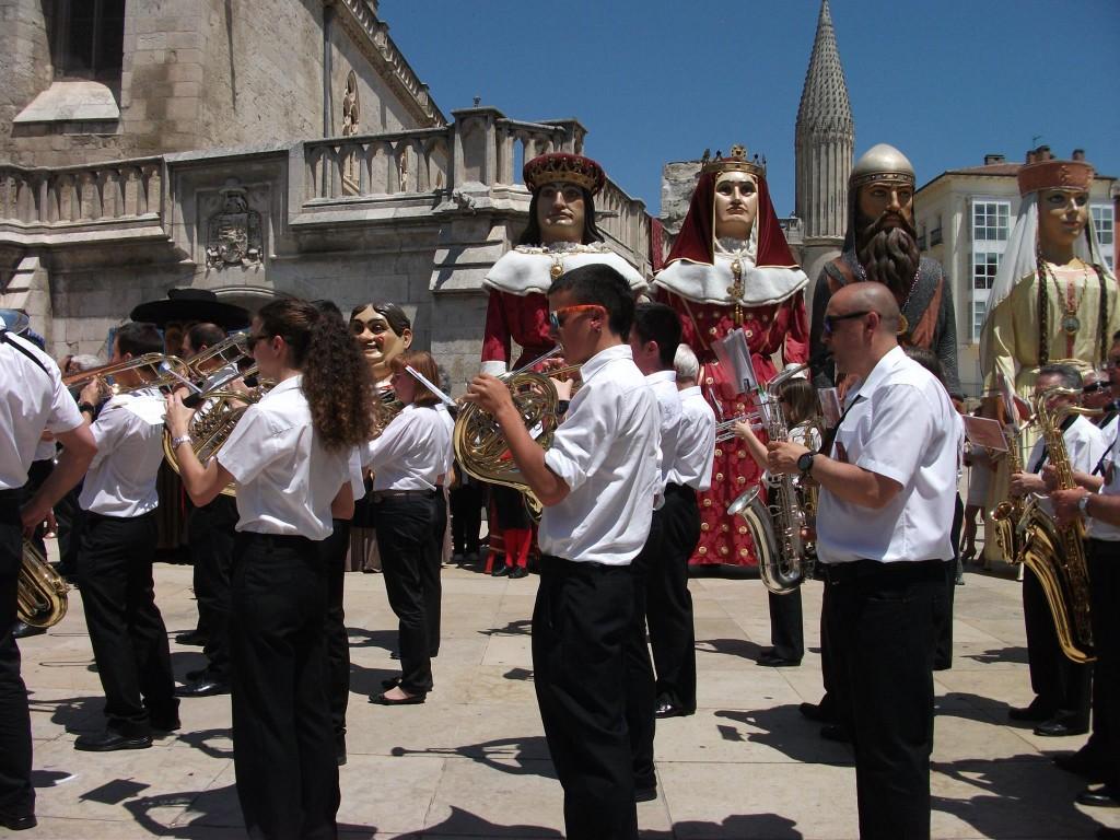 Banda Ciudad de Burgos Corpus 2015 (54)