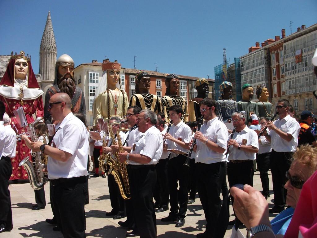 Banda Ciudad de Burgos Corpus 2015 (55)