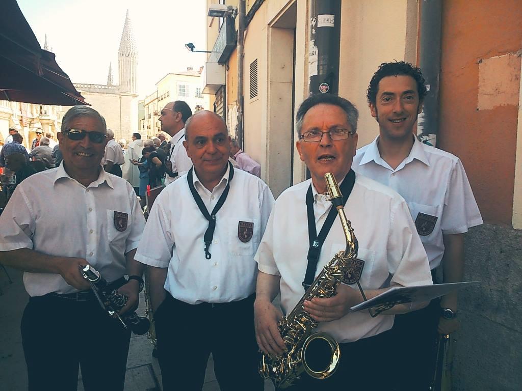 Banda Ciudad de Burgos Corpus 2015 (57)