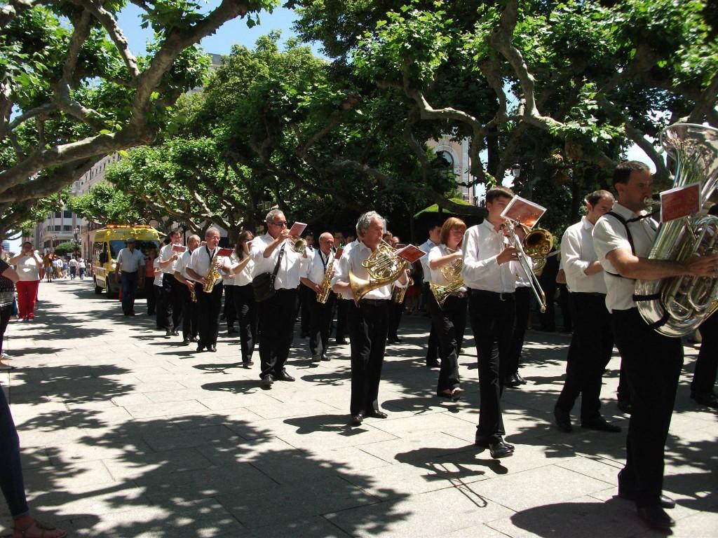 Banda Ciudad de Burgos Corpus 2015 (6)