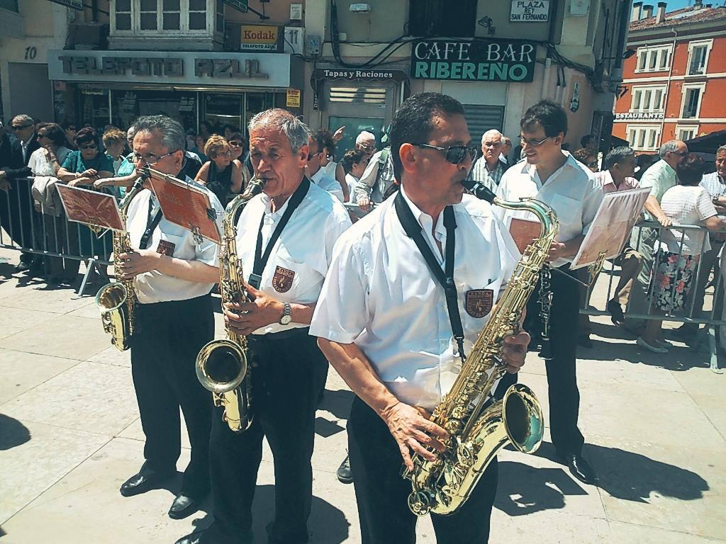 Banda Ciudad de Burgos Corpus 2015 (60)
