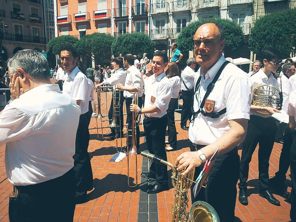 Banda Ciudad de Burgos Corpus 2015 (63)