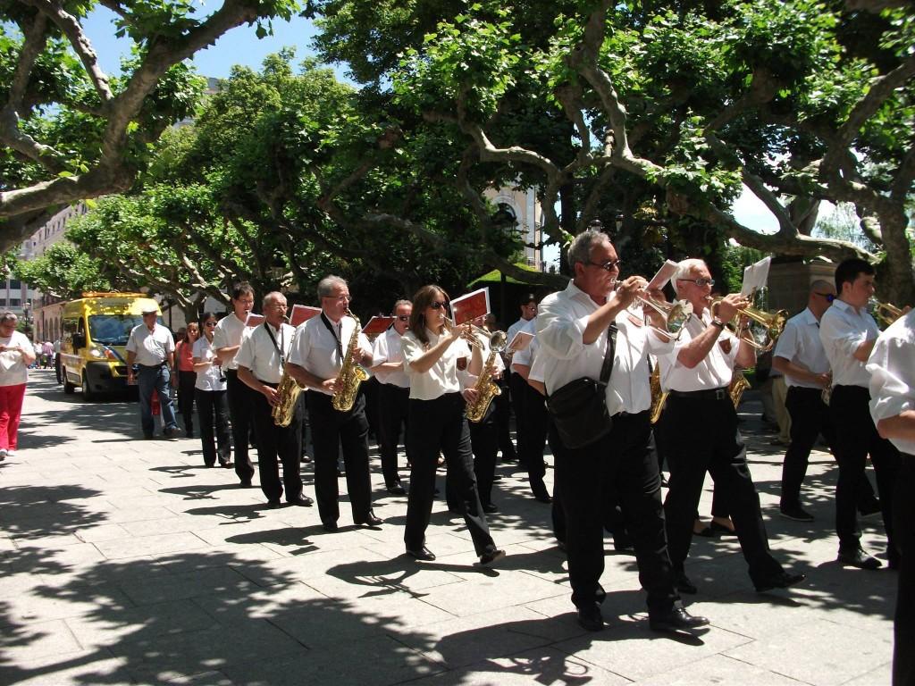 Banda Ciudad de Burgos Corpus 2015 (7)