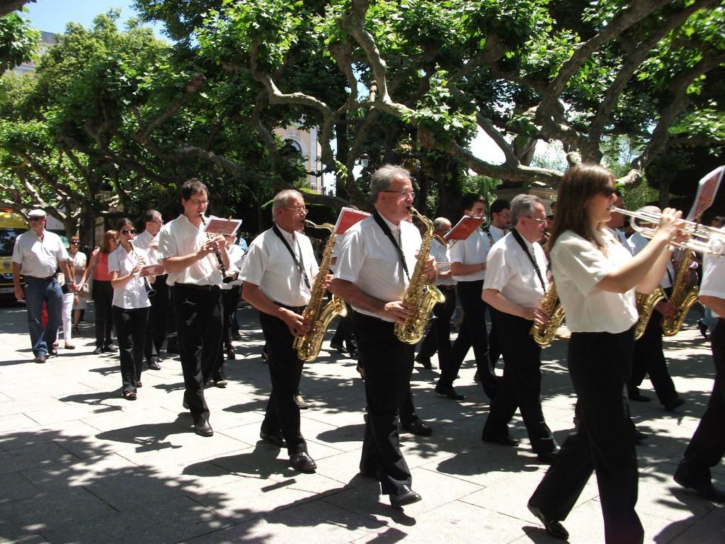 Banda Ciudad de Burgos Corpus 2015 (8)