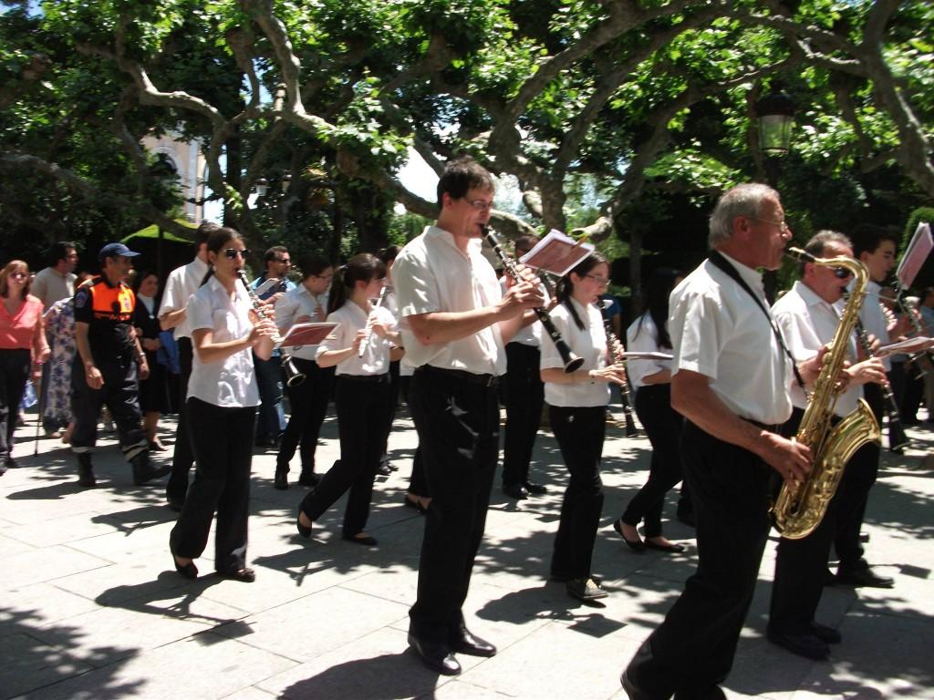 Banda Ciudad de Burgos Corpus 2015 (9)
