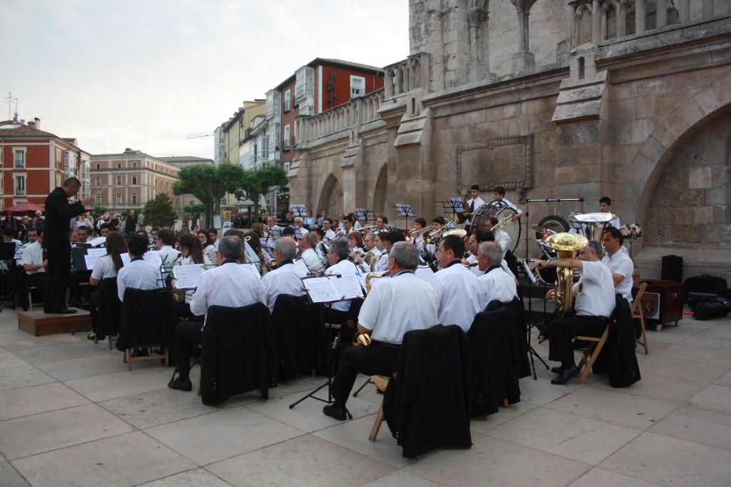Banda Ciudad de Burgos junio 15 (12)