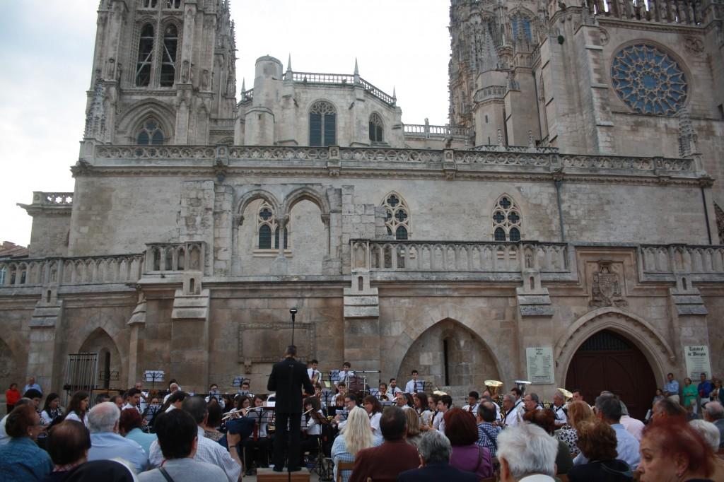 Banda Ciudad de Burgos junio 15 (2)