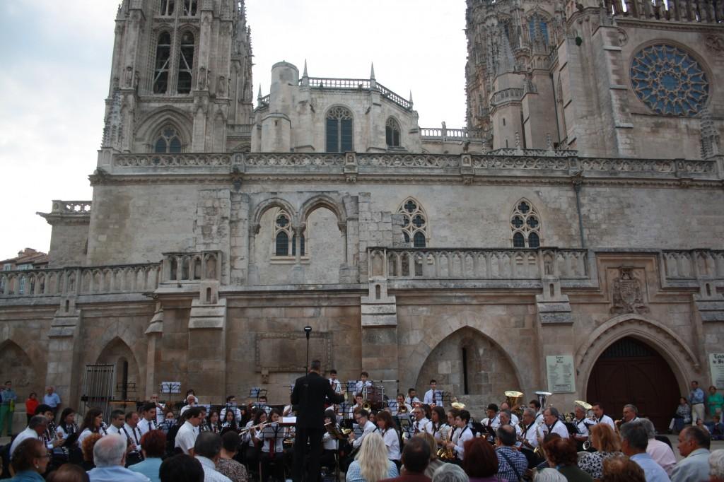 Banda Ciudad de Burgos junio 15 (3)