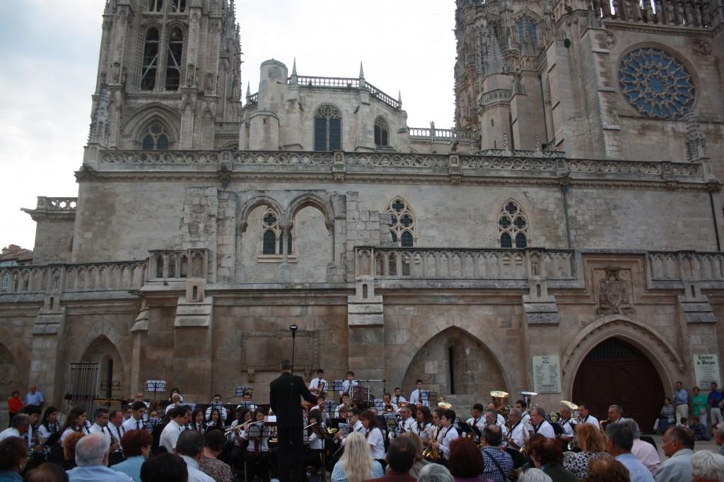 Banda Ciudad de Burgos junio 15 (4)