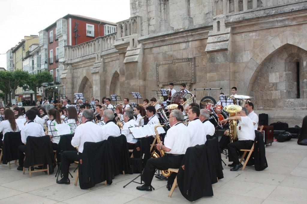 Banda Ciudad de Burgos junio 15 (7)