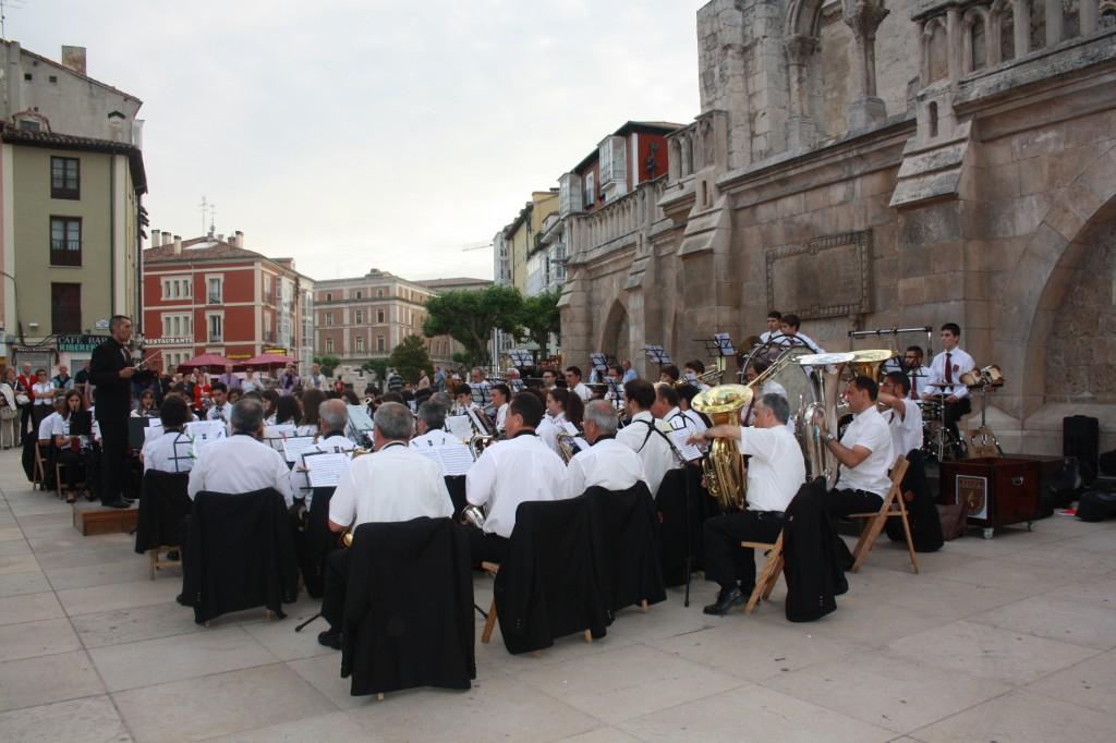 Banda Ciudad de Burgos junio 15 (8)