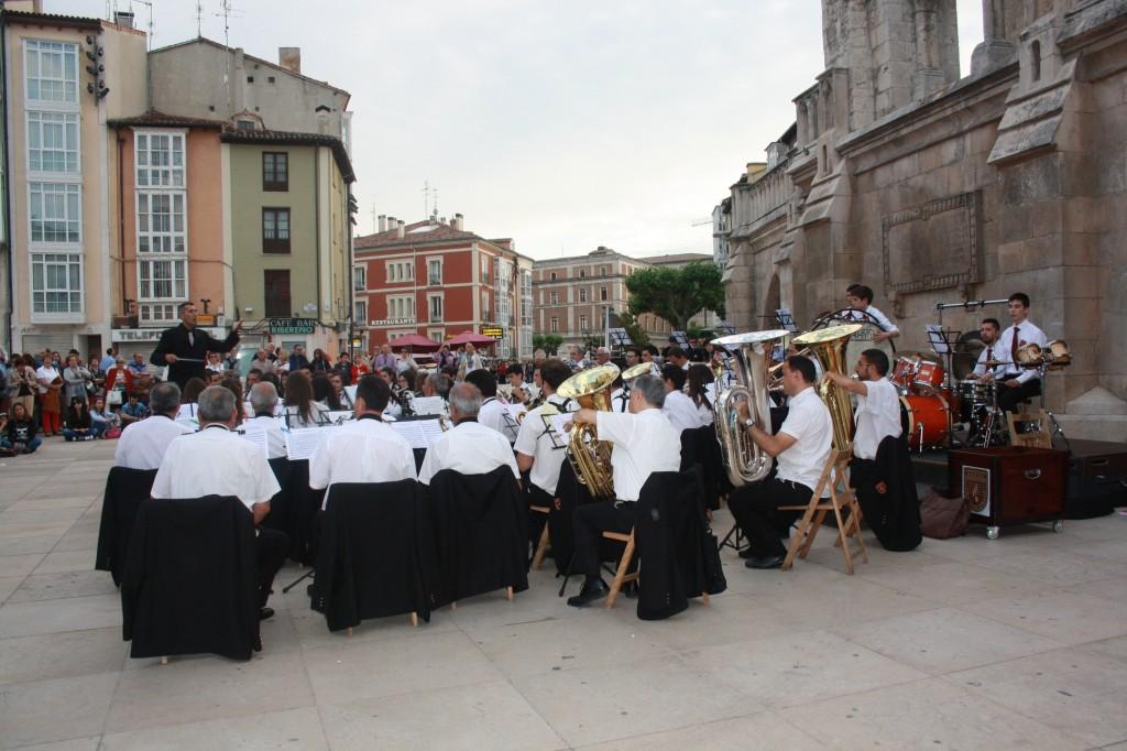 Banda Ciudad de Burgos junio 15 (9)