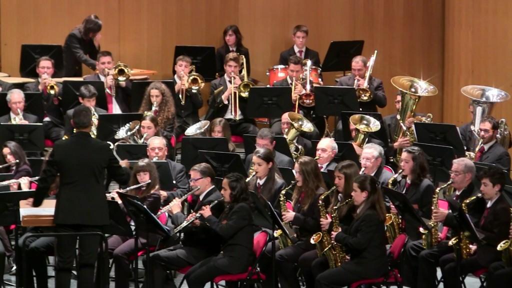 Banda Ciudad de Burgos Concierto Santa Cecilia '15 (10)