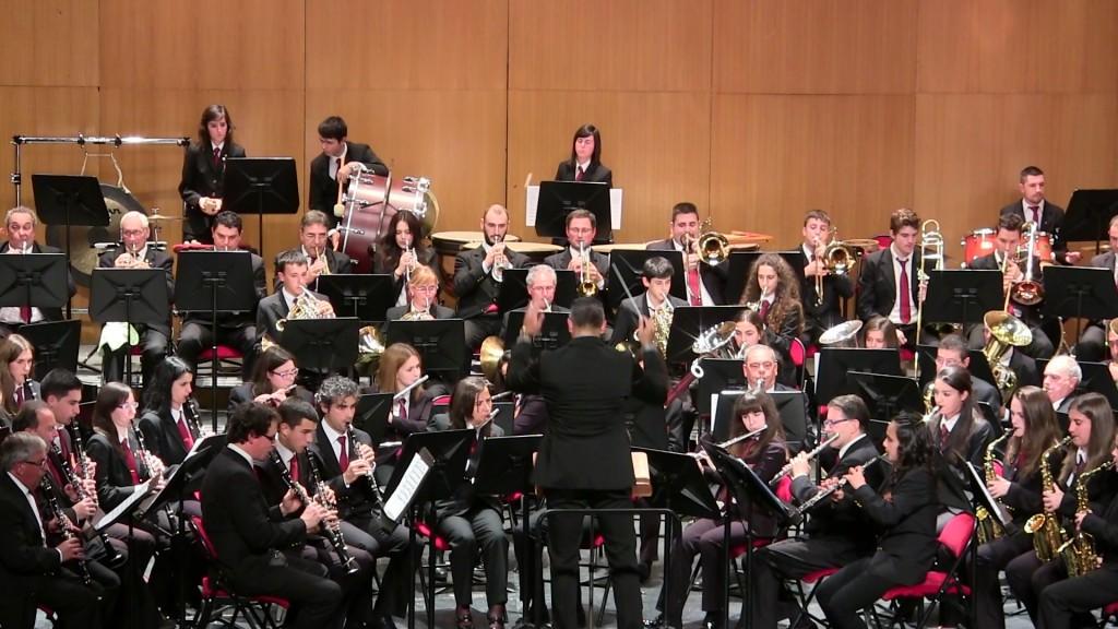 Banda Ciudad de Burgos Concierto Santa Cecilia '15 (12)