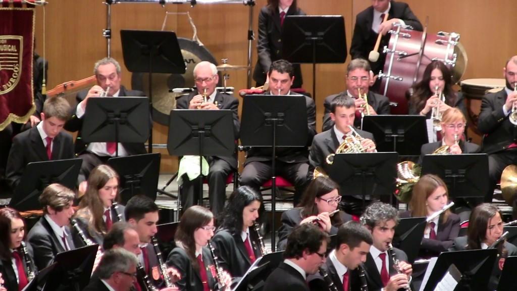 Banda Ciudad de Burgos Concierto Santa Cecilia '15 (14)