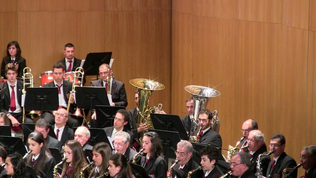 Banda Ciudad de Burgos Concierto Santa Cecilia '15 (2)